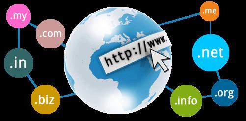 ثبت دامنه ارزان در شیراز بدون کارمزد بصورت آنلاین با پنل مدیریت تحت وب حرفه ای و اعطای مالکیت کامل به مشتری Domain Registration